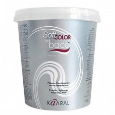 Kaaral - Powder Lightener Blue.Пудра осветляющая 500ml