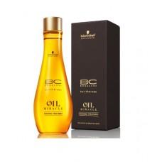 Schwarzkopf Professional Bonacure Oil Miracle Treatment - Маска для нормальных и жестких волос (масло) 100 мл