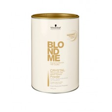 Schwarzkopf Professional Blondme Crystal Transparent Gel Bleach - Прозрачный обесцвечивающий гель-пудра (450 гр)