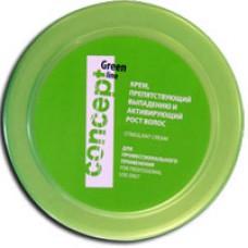 Concept Крем, препятствующий выпадению волос Green Line 300 ml