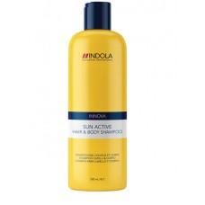 Шампунь защищающий для волос и тела (300 мл)