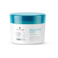 Schwarzkopf Professional Bonacure Moisture Kick Treatment - Маска для нормальных или сухих волос, ломких и кудрявых волос (200 мл)