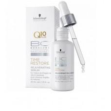 Schwarzkopf Professional Bonacure Time Restore Q10 Rejuvenating Serum - Многофункциональная сыворотка для волос и кожи головы (30 мл)