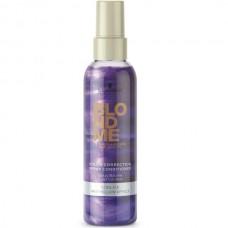 Schwarzkopf BlondMe for Cool Blond Spray Conditioner - Спрей-кондиционер для холодных оттенков блонд (400 мл)