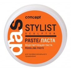 Concept - Моделирующая паста для волос (Modeling paste) линии Stylist sculptor, 85 мл
