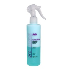Кондиционер-спрей двухфазный увлажняющий с термозащитой / AAA KERATIN COLOR CARE 250мл