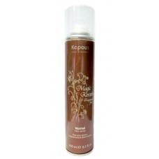 Kapous Мусс для укладки волос сильной фиксации с кератином «Magic Keratin» 150 мл