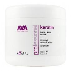 Kaaral - крем-маска для восстановления окрашенных и химически обработанных волос 500ml
