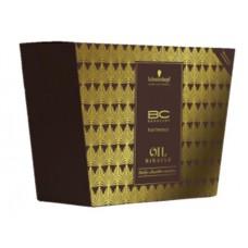 Schwarzkopf Professional Bonacure Oil Miracle Kit - Набор Золотое Сияние с Аргановым маслом (200+150+150 мл)
