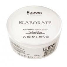"""Kapous - Водный воск нормальной фиксации """"Elaborate"""" серии """"Styling"""" 100мл"""