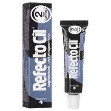 RefectoCil Краска для бровей и ресниц № 2.1 синий 15 мл