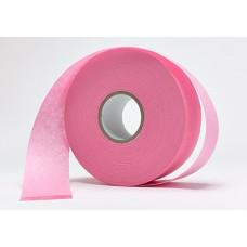 Полоски для депиляции с перфорацией Розовый 7,5х20 см 400 шт/упк рулон Флизелин