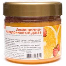 Aroma Jazz - Твердое массажное масло Землянично-мандариновый джаз 350 мл.