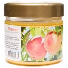 Aroma Jazz - Твердое массажное масло для лица и тела Персик 350 мл.