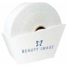 Бумага для депиляции Beauty Image 7,5х20 см 100 м / рулон Флизелин
