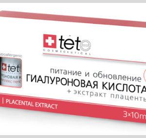 Гиалуроновая кислота + Экстракт плаценты