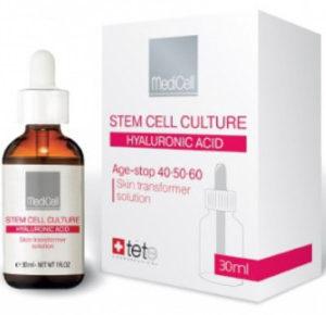 Трансформирующая сыворотка для интенсивного омоложения /skin