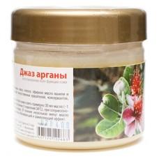 Aroma Jazz - Твердое массажное масло для лица и тела Джаз арганы 350 мл.