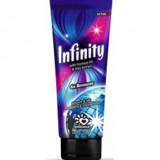 SolBianca - Крем Infinity с маслом кокоса, экстрактом алоэ и бронзаторами 125 ml