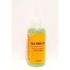 TEA TREE OIL Масло для ногтей и кутикулы SAGITTA с экстрактом чайного дерева 100 мл