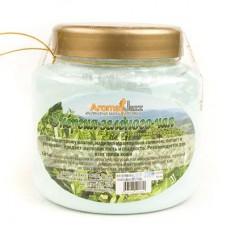 """Aroma Jazz - """"Энергия зеленого чая"""" Альгинатная маска с антикуперозным действием и охлаждающим эффектом 700 мл."""