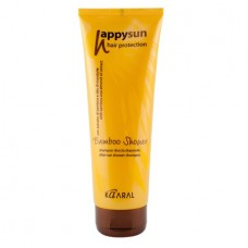 Kaaral - Happy Sun Bamboo Mask - Крем-маска для волос 250 ml