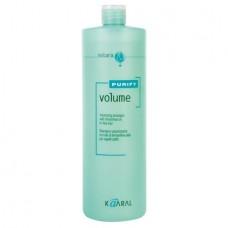 Kaaral - Volume - Volume Conditioner - Кондиционер - объем для волос 1000 ml